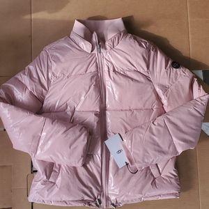 New women's ugg puffer jacket